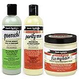 Aunt Jackies Curls & Coils Tri Bundle   Purify Me Co-Wash Cl