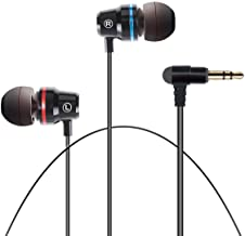 Orzero Earbuds Compatible for Oculus Quest 2, Oculus Rift S VR Headset (with 4 Extra replacement Earplugs and Earphone Sto...
