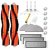 Juego de accesorios del colector de polvo para aspiradora Roborock S Roborock T Series
