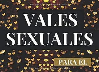 Vales Sexuales Para El: Talonario de 52 Vales de Sexo Para tu Novio, Marido | San Valentin Regalo Romantico Para Hombre | ...
