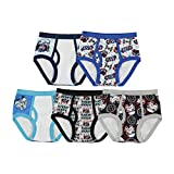 STAR WARS Boys' Underwear Multipacks, Star 5pk, 4