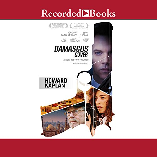 The Damascus Cover audiobook cover art