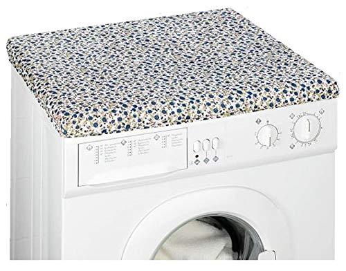 Waschmaschinenbezug Blaue Rosen Bezug Abdeckung Waschmaschine