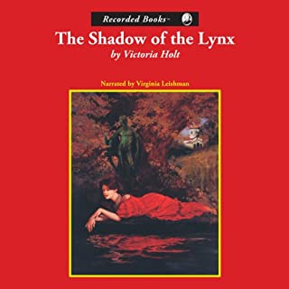 The Shadow of the Lynx audiobook cover art