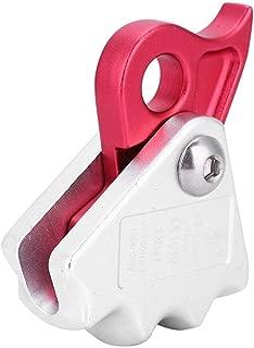 Alomejor Ascendente per Arrampicata Discensore per Arrampicata per ascensori Destro Ascendente per Accessorio Morsetto con Impugnatura in Corda 8mm-13mm