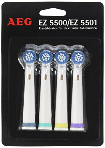 AEG EZ 5501 Ersatzzahnbürsten