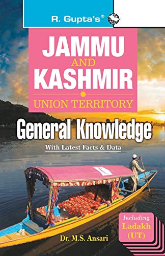 Jammu & Kashmir (Union Territory) General Knowledge