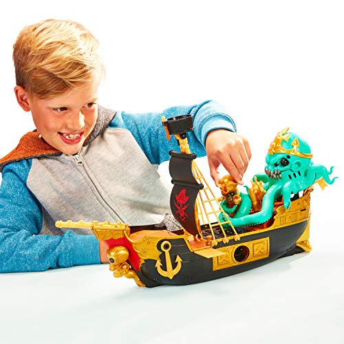 Treasure X Sunken Gold Treasure Ship is one of the top toys for boys age 6