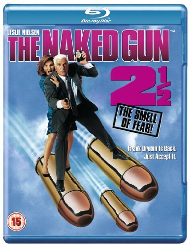 Die nackte Kanone 2 1/2 / The Naked Gun 2½: The Smell of Fear ( ) (Blu-Ray)