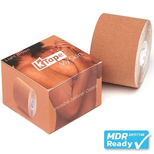 K-Tape® My Skin Light Brown ( Einzelrolle, 5cm x 5m)