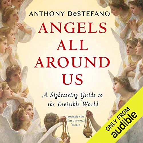 Angels All Around Us audiobook cover art