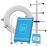 Home Cell Phone Signal Booster for AT&T T-Mobile 4G LTE 700MHz Band 12/17 FDD...