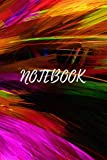 Notebook: Lined Front and Back Notebook, Journal, Diary, 6x9, 120 p., Perfect gift for Men, Women, Teens, Students, Kids, Boys, Girls, School, College ... Mother's Day and Father's Day Gifts)