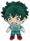 GE Animation My Hero Academia GE-52235 Izuku Midoriya Hero Costume Plush Toys, Multicolored, 8'