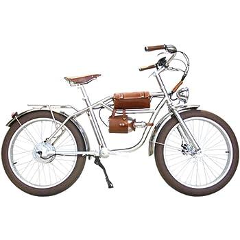 Skyzzie Bicicleta Eléctrica con Pedales 500W Ebike Bici de Ciudad ...