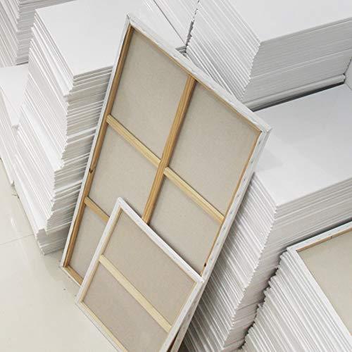 Wandervogel Leinwand auf Keilrahmen aus Baumwolle 380 g/m² von Gr. 10x10 cm bis 79x119 cm (20x20 cm)