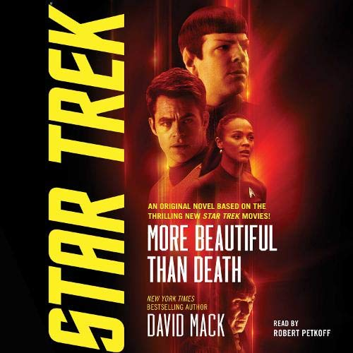 Star Trek: More Beautiful Than Death Audiobook By David Mack cover art