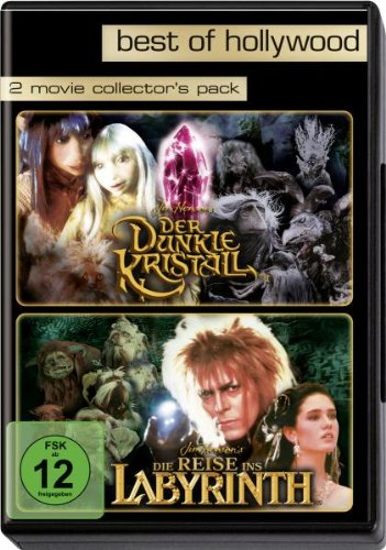 Der dunkle Kristall/Die Reise ins Labyrinth - Best of Hollywood [2 DVDs]