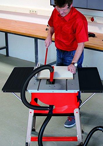 Einhell Tischkreissäge TC-TS 2025/1 U (2000 W, Sägeblatt Ø 250 x Ø 30 mm, max. Schnitthöhe 85 mm, Tischgröße 640×487 mm) - 8