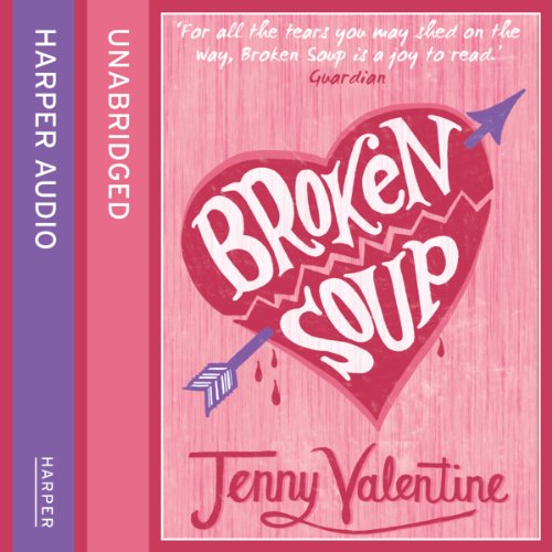 Broken Soup audiobook cover art