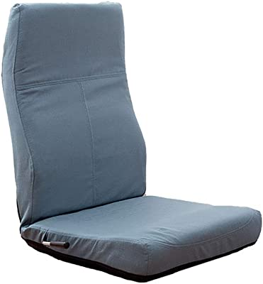 Floor Chair Head 14-Speed Adjustment Single Couch Upholstered Back Support Suitable for Playing Video