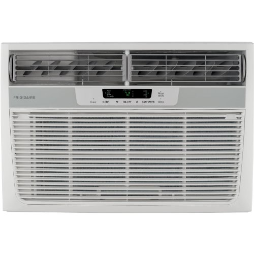 FRIGIDAIRE 8,000 BTU 115V Compact Slide-Out Chasis Air Conditioner/Heat Pump w/Full-Function...