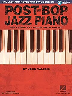 Post-Bop Jazz Piano: The Complete Guide with Audio!