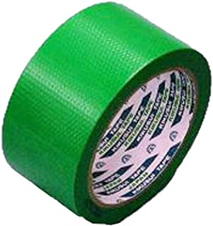 養生テープ養生一番 165V 緑50mm巾x25m巻 30巻入(1ケース)