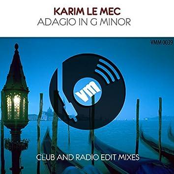 Adagio in G Minor (Club and Radio Edit Mixes)