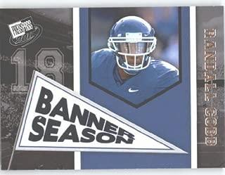 2011 Press Pass NFL Draft Football Card # 78 Randall Cobb BS - (RC - Rookie Card Insert) Banner Season