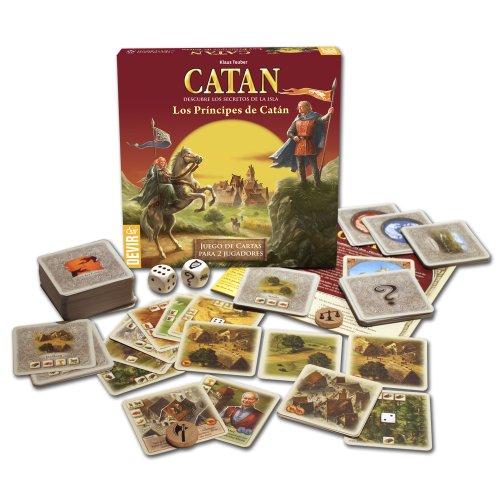 Comprar juego de mesa: Devir - Los principes de Catan, Juego de Mesa (BGCATPRI)