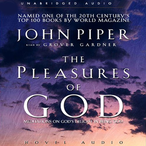 Pleasures of God audiobook cover art
