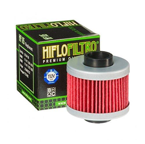 Filtro de aceite Hiflo para Scooter Aprilia 125 Leonardo 1996-2005 HF185