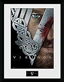 GB eye LTD, Vikings, Key Art, Fotografa enmarcada 30x40 cm