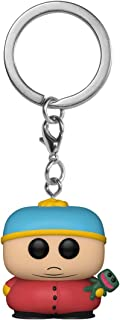 Funko Pop! Keychain: South Park - Cartman with Clyde Frog, 2 inches