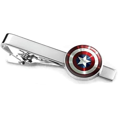 mens SHIELD Cufflinks Avengers Retro Movie Cuff links Superhero Novelty Groomsman Cufflink Fathers Anniversary Wedding Jewelry Gift for him