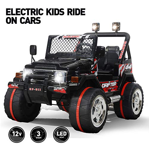 Fitness club 12V Kids Ride on Cars