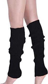 Fashion Yoga Socks for Women Girls Workout Socks Toeless Training Dance Leg Warmers