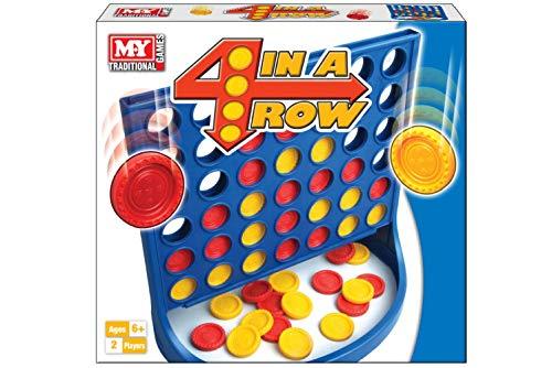 M.Y Traditionelle Spiele 4 In einer Reihe