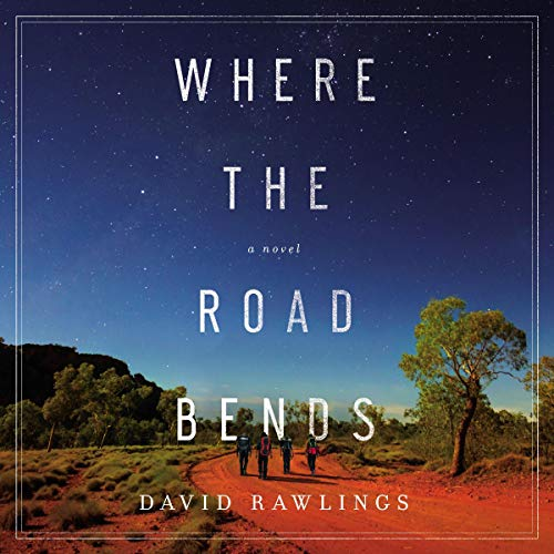 Where the Road Bends audiobook cover art
