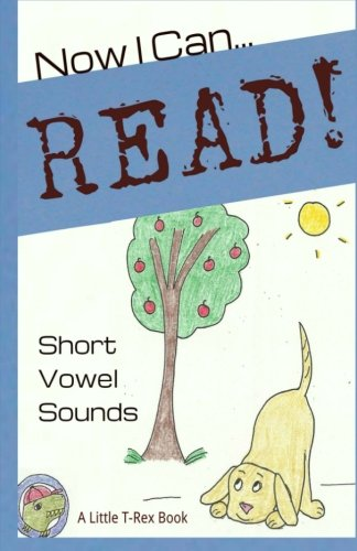 Now I Can Read! Short Vowel Sounds: 5 Short & Silly Stories for Early Readers: Volume 1