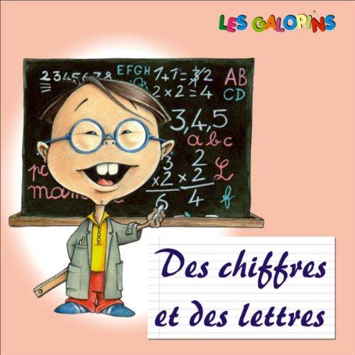 Des chiffres et des lettres  audiobook cover art