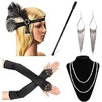 Beelittle Women 20s Gatsby Costume Accessories