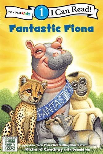 Fantastic Fiona: Level 1 (I Can Read! / A Fiona the Hippo Book)