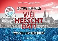 WEI HEESCHT DAT? - ÇA VEUT DIRE QUOI ? WAS SOLL DAS BEDEUTEN?: 5000 Saetze zum Luxemburgisch lernen
