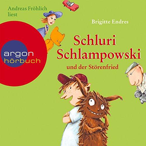 Schluri Schlampowski und der Störenfried Titelbild