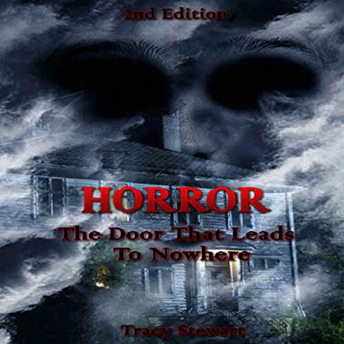 Horror audiobook cover art