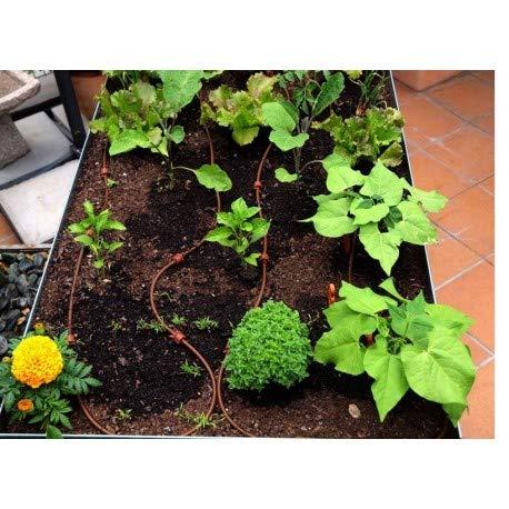 CULTIVA EN CASA Kit riego para mesas de Cultivo huerto Urbano ...