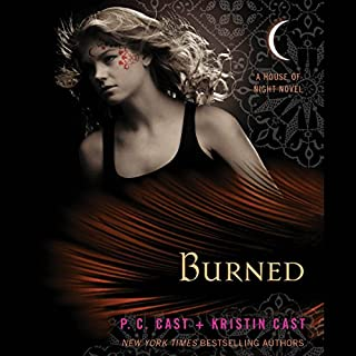 Burned     House of Night Series, Book 7              Auteur(s):                                                                                                                                 P. C. Cast,                                                                                        Kristin Cast                               Narrateur(s):                                                                                                                                 Caitlin Davies                      Durée: 12 h et 40 min     10 évaluations     Au global 4,2