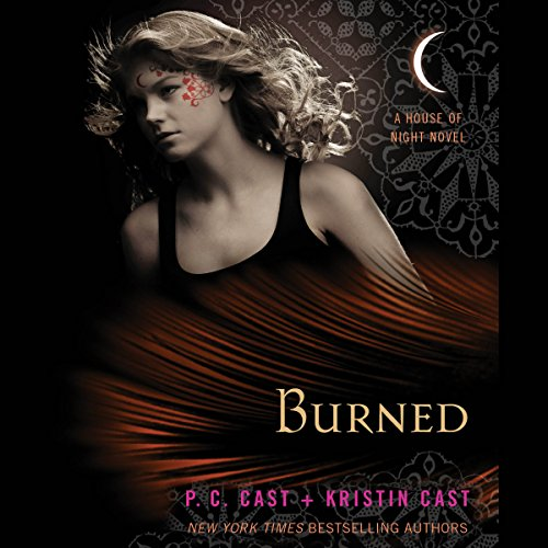 Couverture de Burned